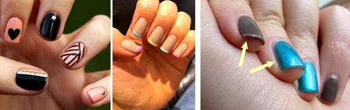 Как правильно нанести гель на ногти