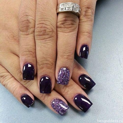 Новый дизайн ногти