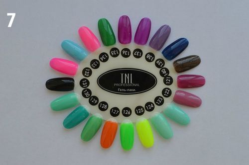 Обзор бренда гель-лака TNL: палитра цветов и нанесение