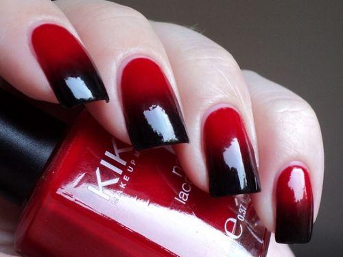 Техника покраски ногтей гель-лаком в домашних условиях