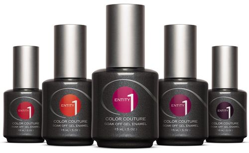 Гель-лак Entity коллекция One Color Couture