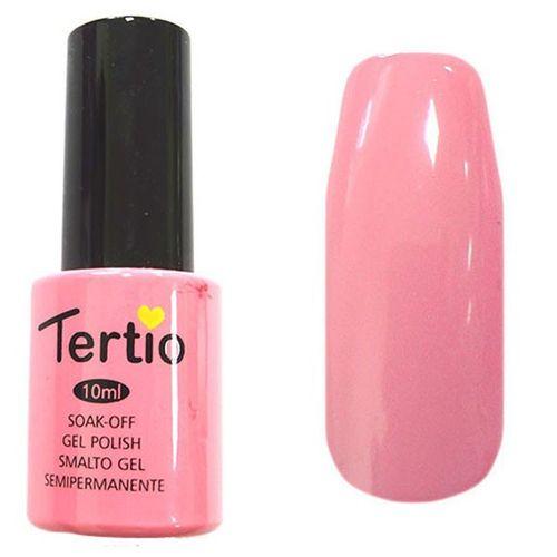 Гель-лак Tertio пастельно-розового оттенка