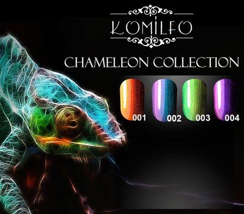 Гель-лаки Komilfo Chameleon
